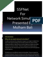 SSFNet Network Simulator