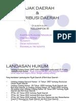 PP pajak daerah