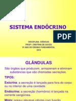 Sistema endócrino CSP