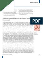 ARA II y Cancer Editorial