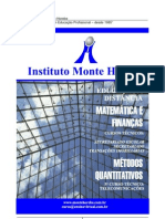 MatematicaFinancas