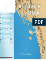 A History Arakan of Past & Present by Dr. Younus