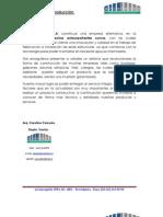 Arco techo - Caracteristicas