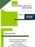 Discurso Periodístico por Lic. Fátima Saldonid