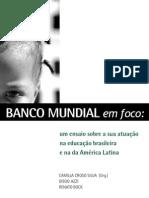 Banco Mundial Em Foco - O Impacto Do Banco Mundial Nas Politicas de Educacao