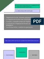 Epistemologia an Organizac