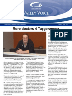 Valley Voice Issue 5 - June 2011
