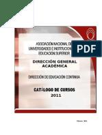 Catalogo_Institucionales_2011_febrero
