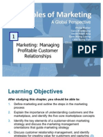 Principles of Marketing - Marketing