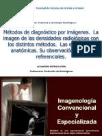 1. Métodos de diagnóstico por imágenes