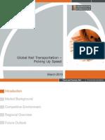 Global Rail Euro Monitor