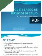 Paquete Basico de Servicios de Salud
