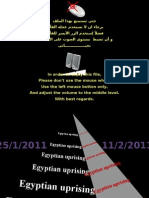 Egyptian Uprising