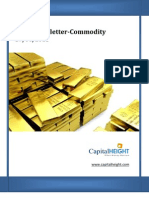 Daily Commodity News Letter by Capital Height 27-06-2011