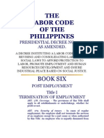 Labor Code Art 281 to 282