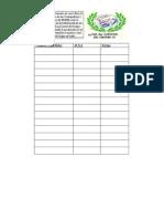 formulario firmas Derbi