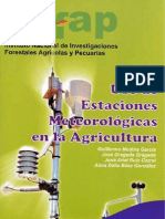 Uso de Estaciones Meteorologic As en La Agricultura