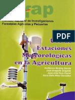 Uso de Estaciones Meteorologic As en La Agricultura