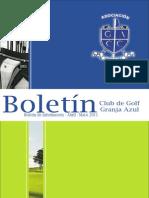 Boletin Abril - Mayo GAGC