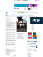 2009-07-22 Watford Observer Article