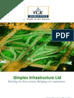 Simplex Infra IC