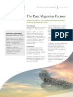 The Data Migration Factory