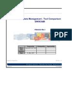 Metadata Tool Comparison