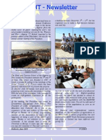 Newsletter of June 2011