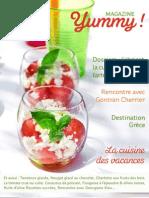 Yummy Magazine N°3