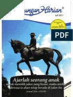 Renungan Harian Juli 2011