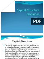 Capital Structure 7