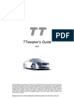 Audi TT Tweaks
