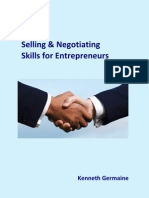 Sales & Negotiating Skills for Entrepreneurs
