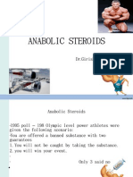 Anabolic Steroids Ppt