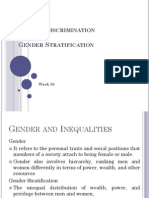 Gender and Inequality