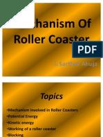 Mechanism of Roller Coaster