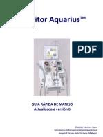 Aquarius. Guia Rapida de Manejo
