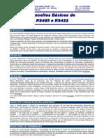 Conceitos Bsicos de Rs485 e Rs422