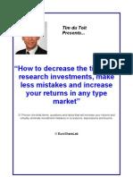 Investment Checklist[1]