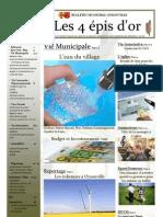 Oysonville Bulletin Municipal Juin 2011