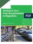 European Parking U-Turn, ITDP
