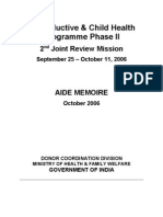 Reproductive & Child Health Programme Phase 2nd_JRM