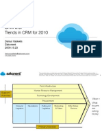 CRM 2010 Trends