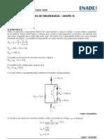 Padrao de Resposta de Engenharia Grupo II