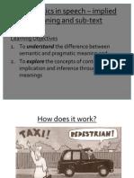 6.Introducing Pragmatics