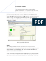 Creating Custom Grid Report for