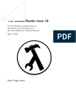 The Monad.Reader - Issue 16