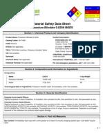 Potassium Biiodate 0.025N MSDS