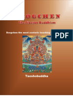 DZOGCHEN -  THE TIBETAN BUDDHISM