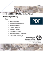 Site Utility Design Manual